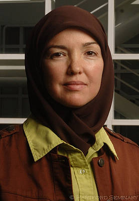 Dr. Ingrid Mattson, Islamic scholar, author, professor, and first female president of ISNA